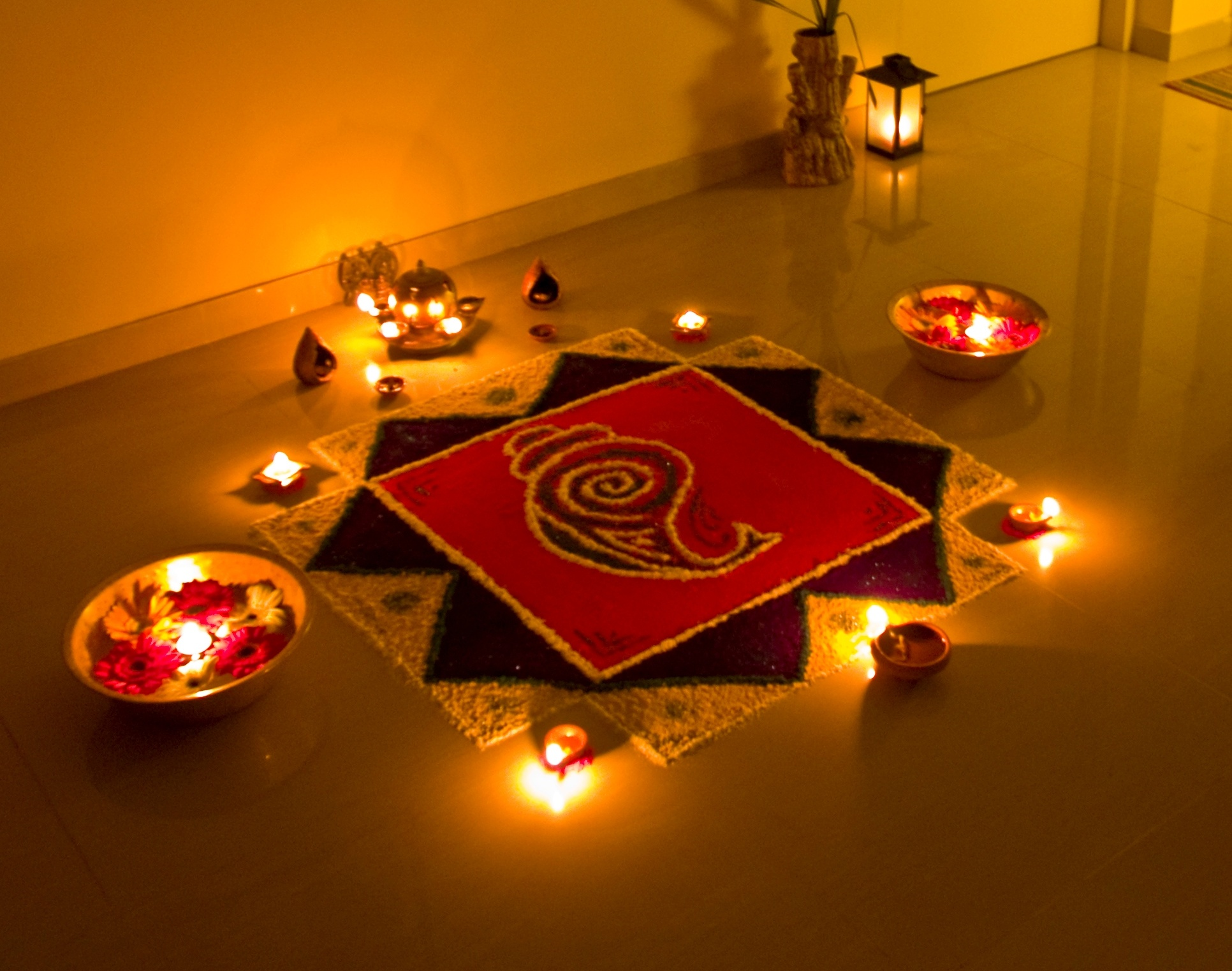 On Diwali