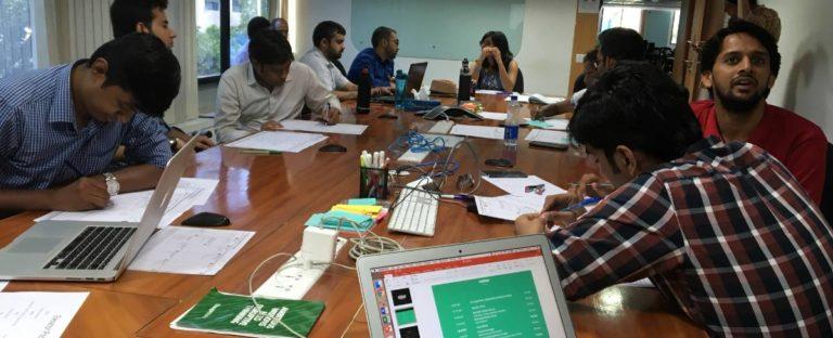 product management workshop urban transport