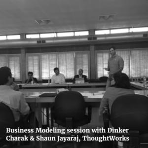 Financial Services Startups Hackathon at CIIE, IIM Ahmedabad
