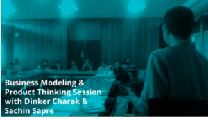Read more about the article Product Thinking Sessions at IIM Ahmedabad IIMAvericks Event