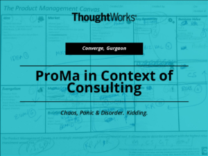 Product Management in Context of Consulting