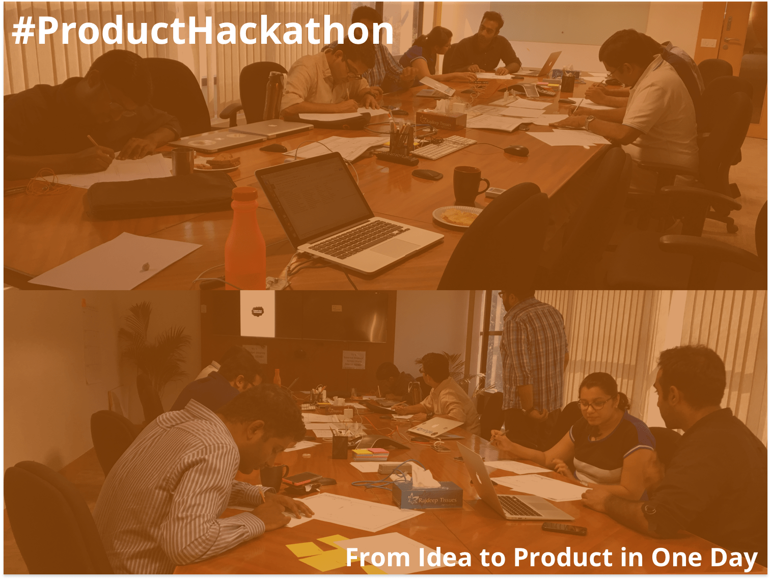 Product Hackathon – Idea to Product – Nov 5th 2016