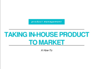 SlideShare – Taking In-House Product to Market