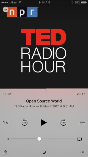 Design Dissonance Podcast App iPhone Sleep
