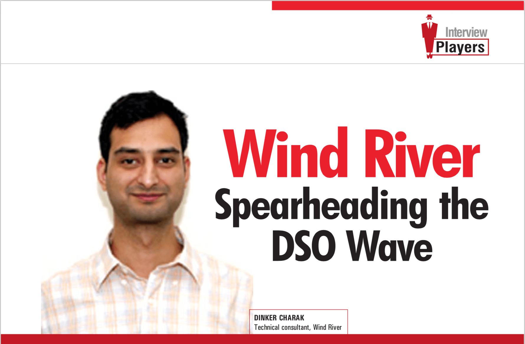Spearheading the DSO Wave