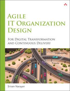 Sriram Narayan Agile IT Org Design ProMa Dinker Charak