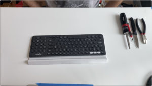 Irreversible Disassembly – Logitech K780 Multi-Device Wireless Keyboard