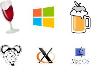 Running Windows Programs on Mac OS X Using WineHQ